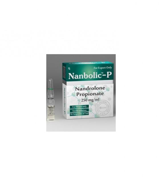 Nanbolic-P Nandrolone Propionate Cooper Pharma