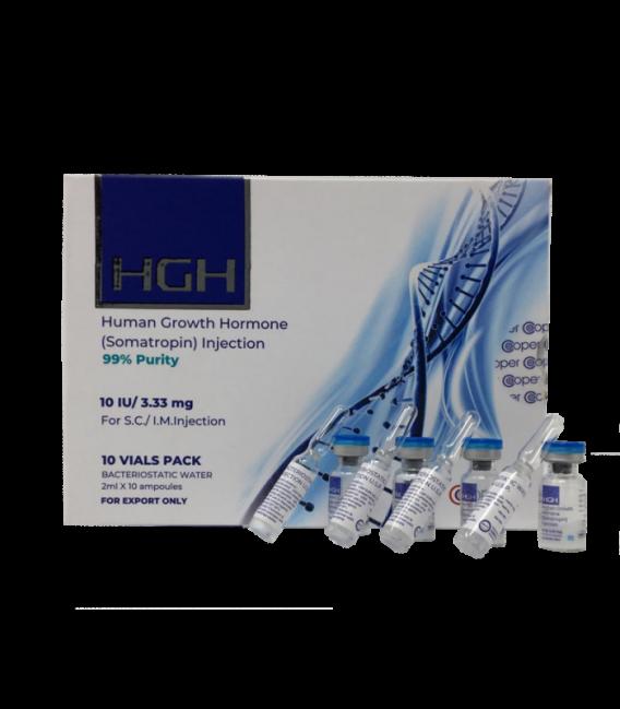HGH - Growth Hormone - Cooper Pharma