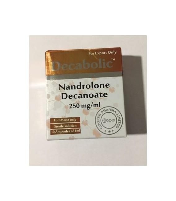Decabolic Nandrolone Decanoate Cooper Pharma