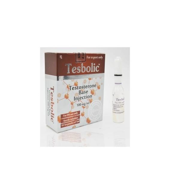 Tesbolic Testosterone Base Cooper Pharma